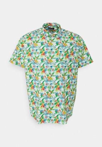 STRETCH SHIRT - Shirt - green