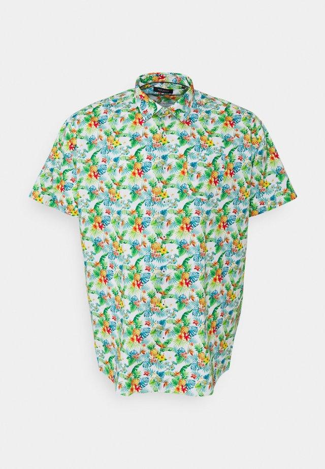 STRETCH SHIRT - Skjorte - green