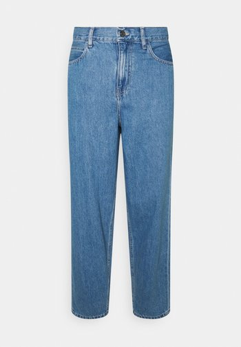 UNISEX - Relaxed fit jeans - blue denim