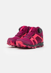 adidas Performance - TERREX BOA MID R.RDY UNISEX - Hiking shoes - power berry/power pink/footwear white - 1