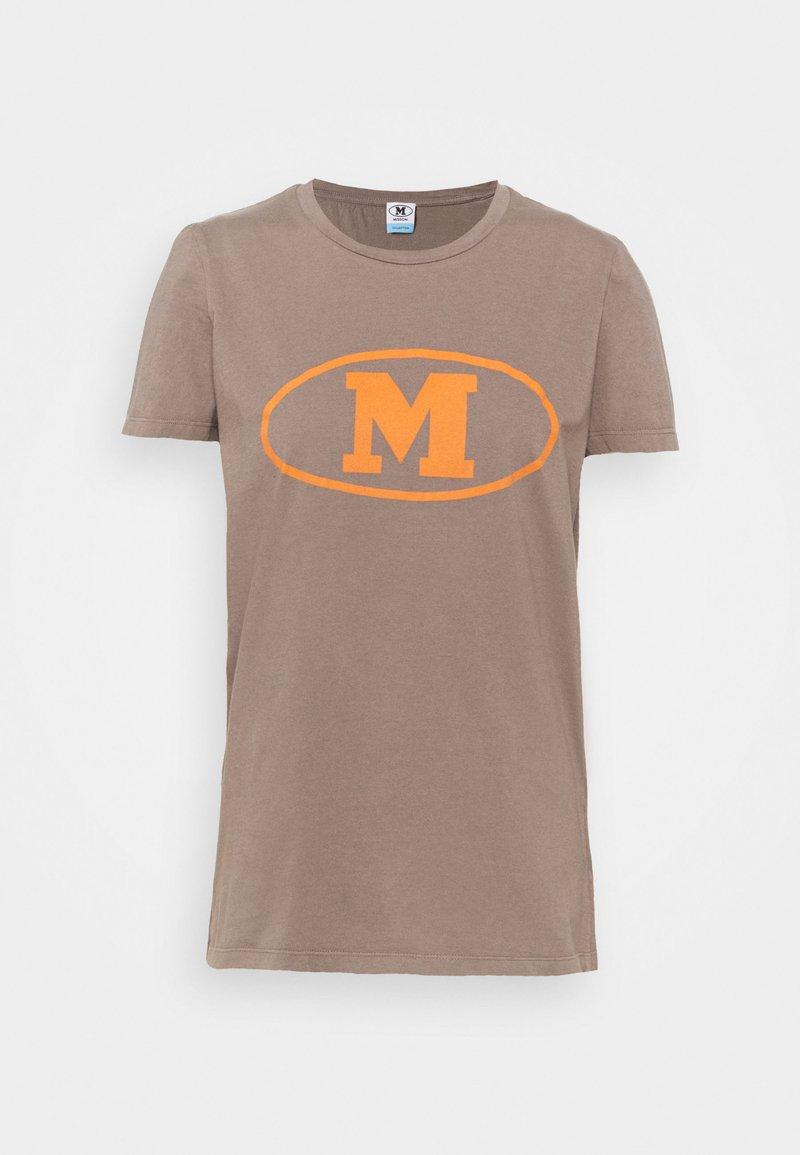 M Missoni - Print T-shirt - khaki