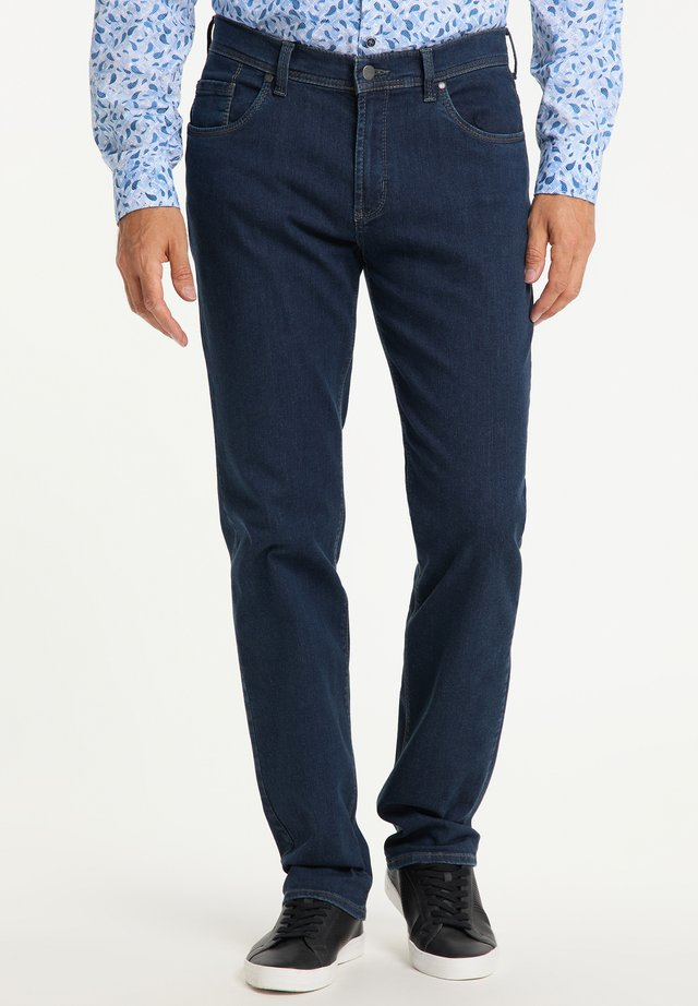 THOMAS - Straight leg jeans - dark stone