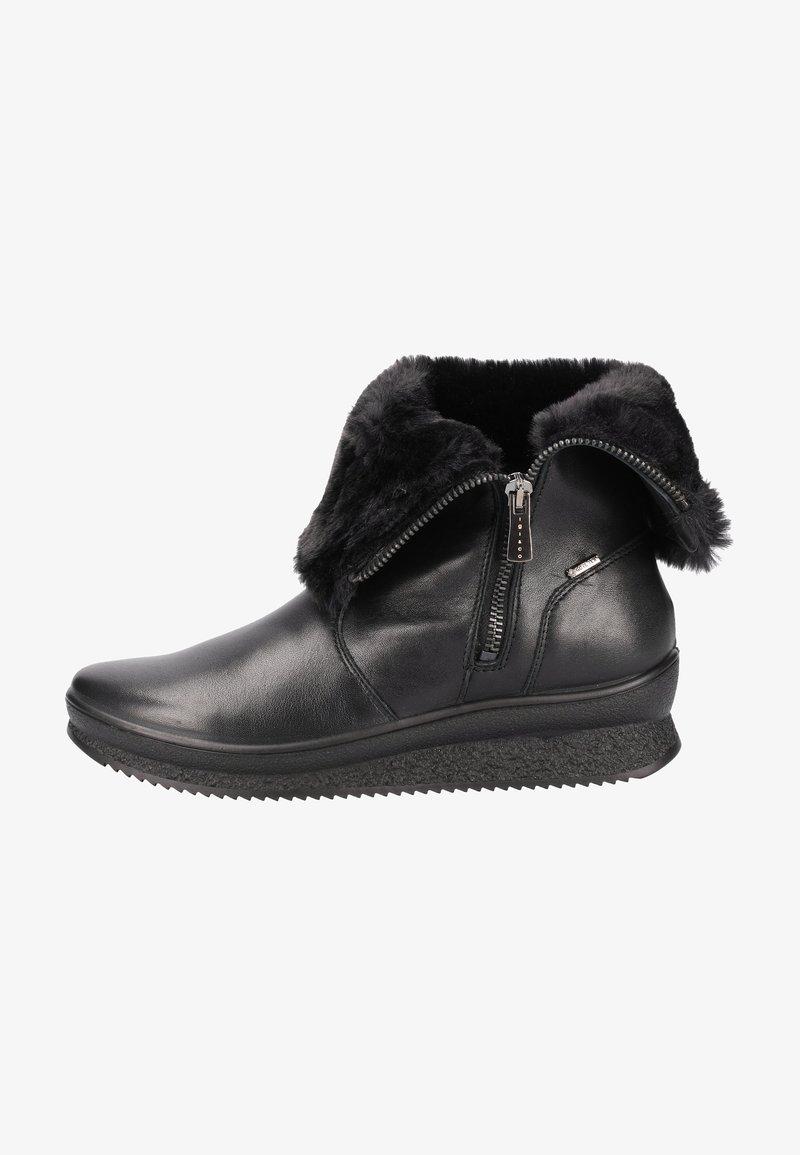 IGI&CO - Wedge Ankle Boots - black
