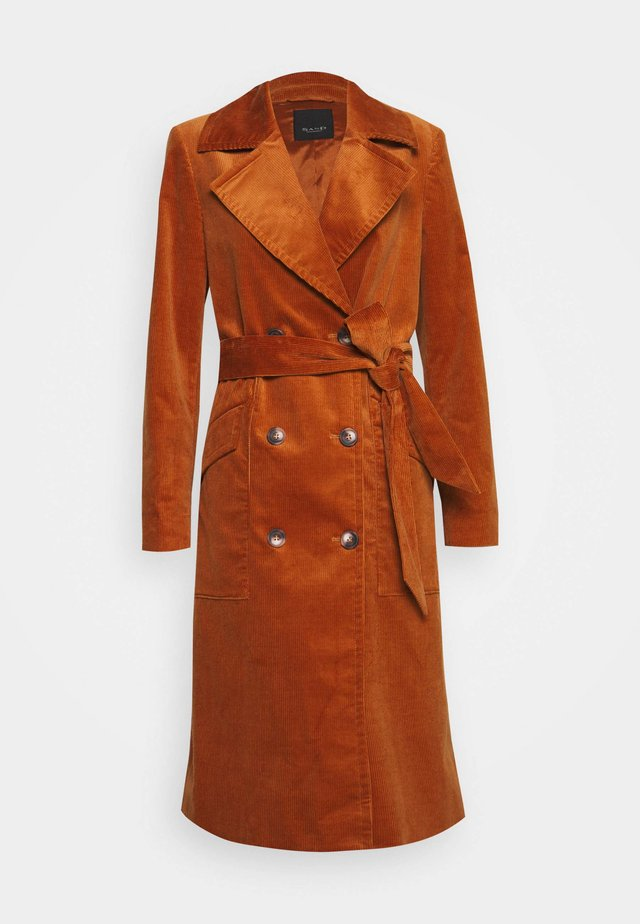 ADDA - Trenchcoat - orange
