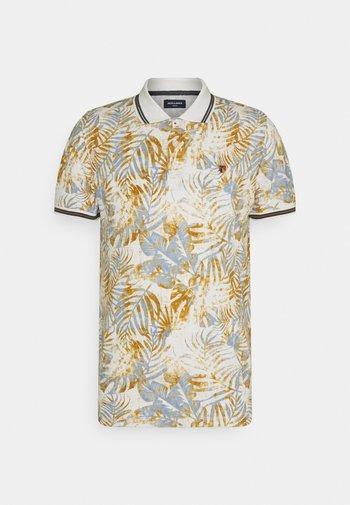JPRBLUWIN LIGHT - Polo shirt - oatmeal