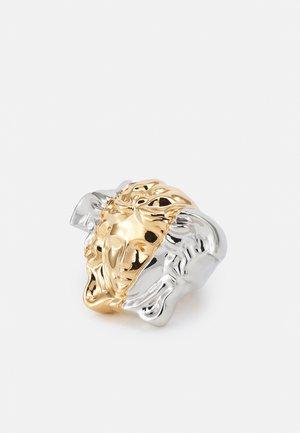 MEDUSA - Ring - oro/palladio