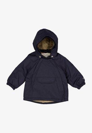 Outdoor jacket - deep blue