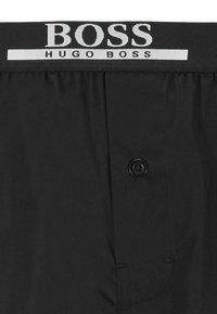 BOSS - 2 PACK - Pyjama bottoms - black - 5