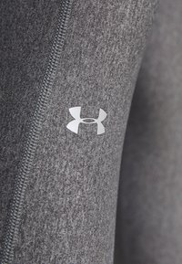 Under Armour - HI RISE LEGGINGS - Collant - charcoal light heather - 4
