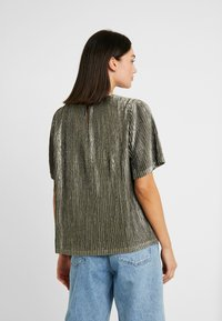 Minimum - BRAY BLOUSE - T-Shirt print - gold - 2
