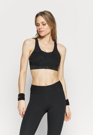 ULTRABREATHE BRA - Sujetadores deportivos con sujeción media - black/dark smoke grey