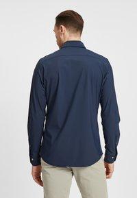 PROFUOMO - Formal shirt - navy - 2