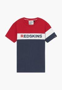 Redskins - KIDY - Triko spotiskem - red navy - 0