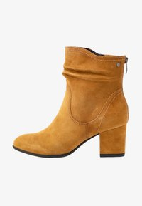 Be Natural - Classic ankle boots - saffron - 1