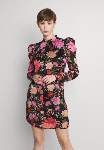 VILETIA DRESS - Vestito estivo - black