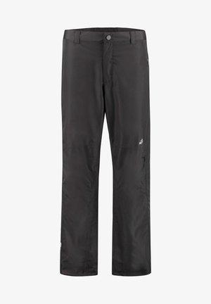 """MCKINLEY HERREN REGENHOSE """"CARLOW UX"""" KURZGRÖSSE - Outdoor trousers - schwarz (200)"""