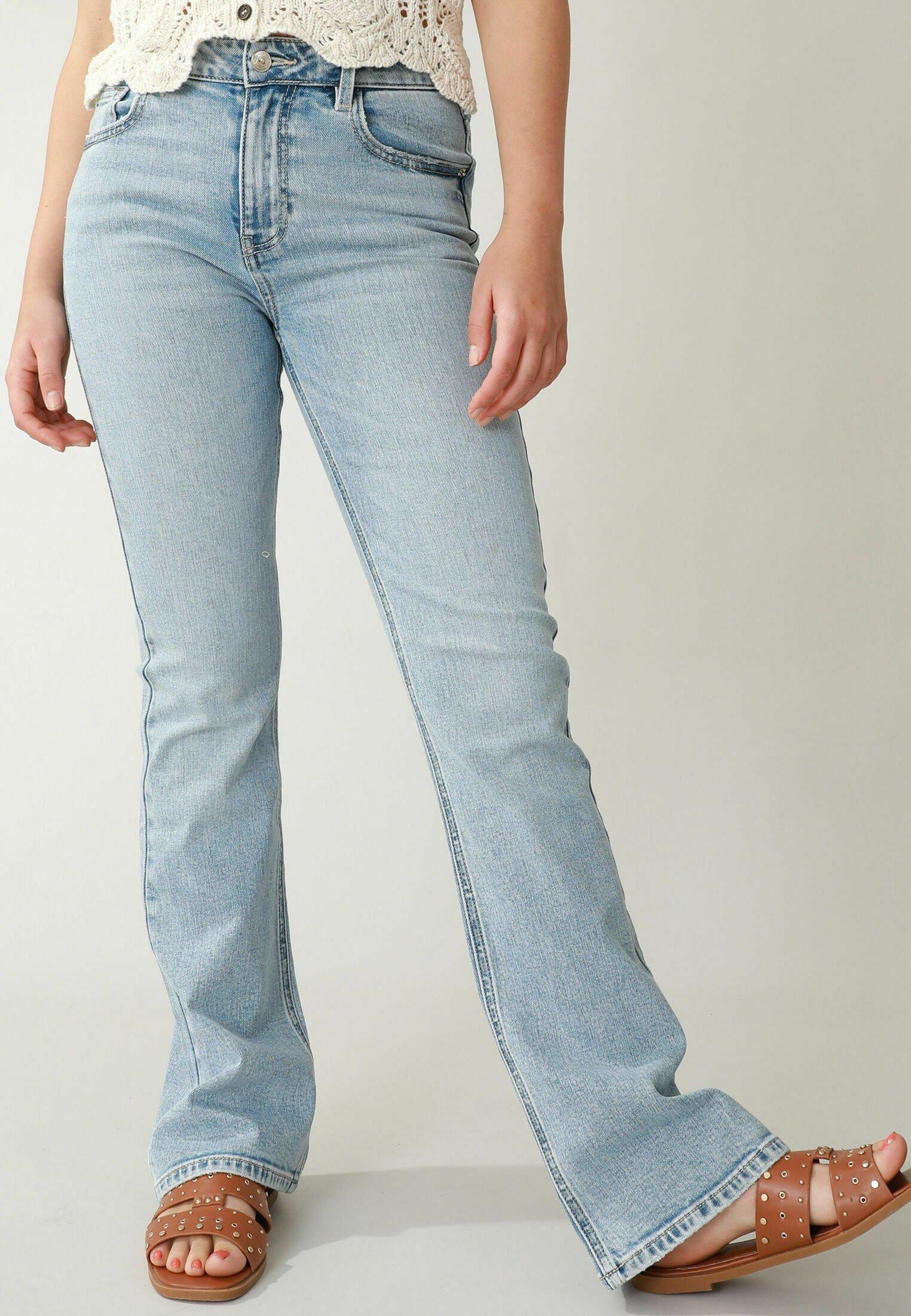 Femme MID WAIST - Jean bootcut