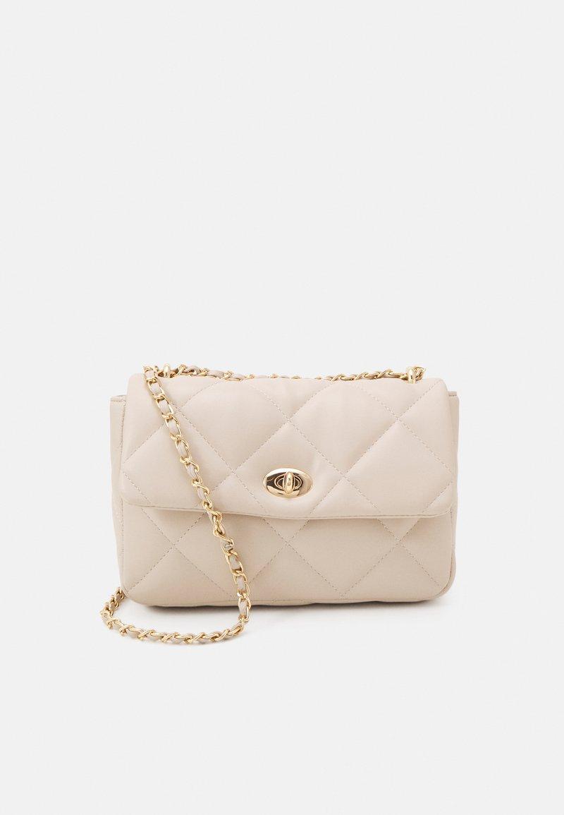 Gina Tricot - HANNA BAG - Across body bag - beige