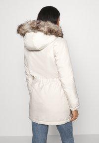 ONLY - ONLIRIS  - Winter coat - eggnog - 2