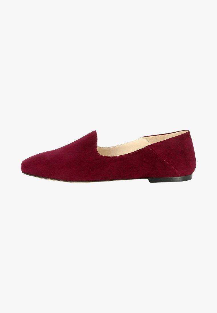 Evita - ASIA - Scarpe senza lacci - dark red