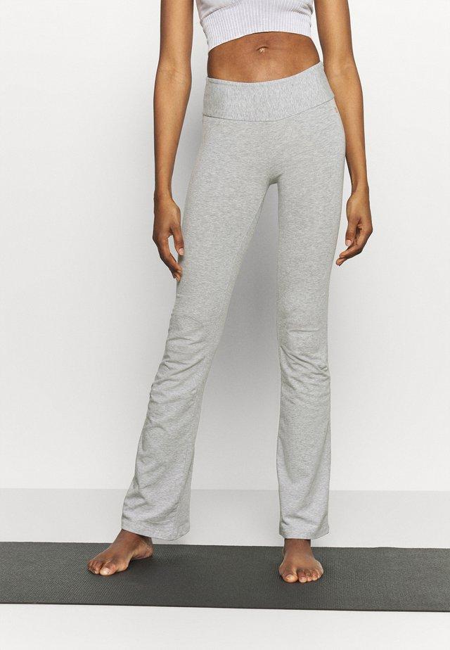 PANTA JAZZ - Trainingsbroek - grey melange