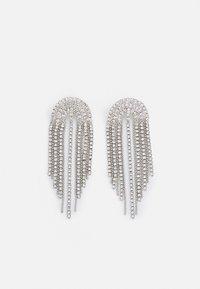 Topshop - WATERFALL - Earrings - silver-coloured - 0
