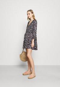 Even&Odd - Sukienka z dżerseju - multi coloured - 1