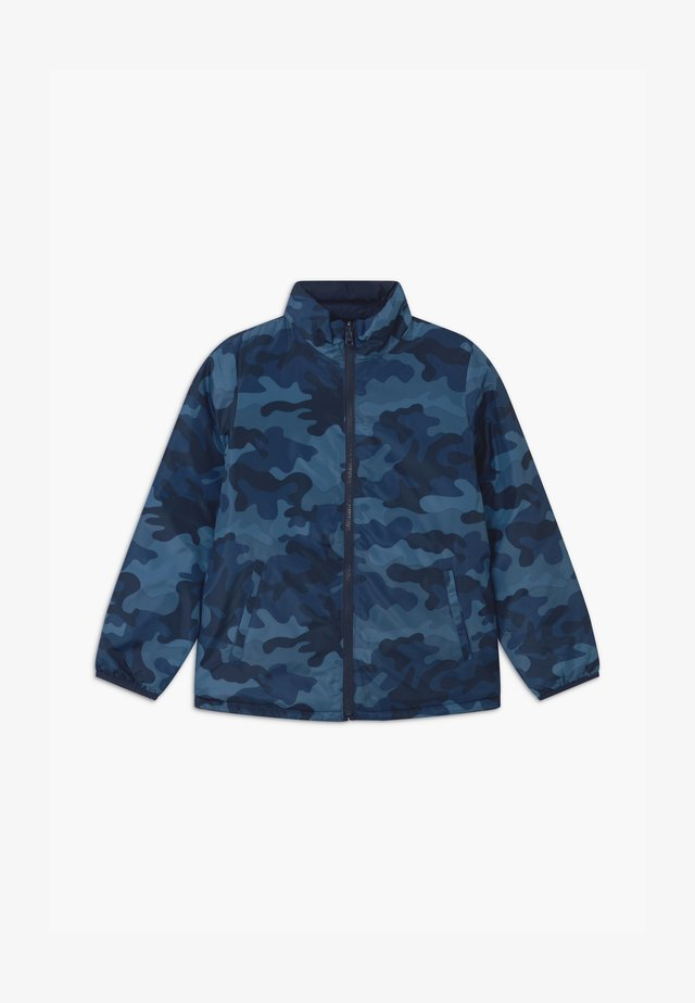BOY PUFFER - Winterjas - blue galaxy