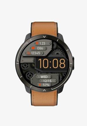 LAY - Smartwatch - brązowy