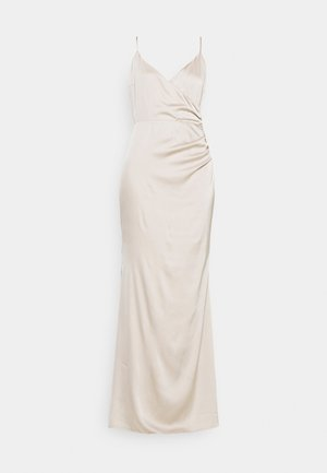 GOOD TIMES STRAP GOWN - Occasion wear - beige