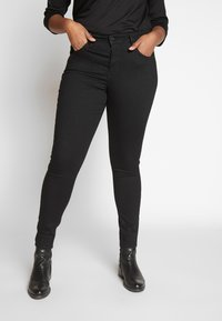 Levi's® Plus - SHPING - Jeans Skinny Fit - black no sugar - 0
