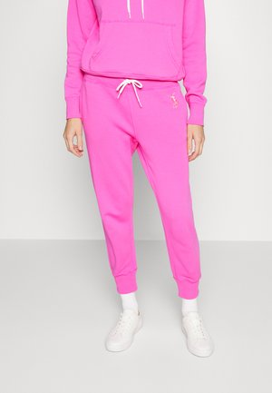 ANKLE PANT - Tracksuit bottoms - baja pink