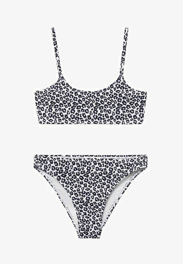 ANIMAL - Bikini - blanc