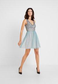 Lace & Beads - NUMULAN MINI - Cocktail dress / Party dress - teal - 2