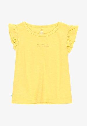 T-shirts print - grapefruit