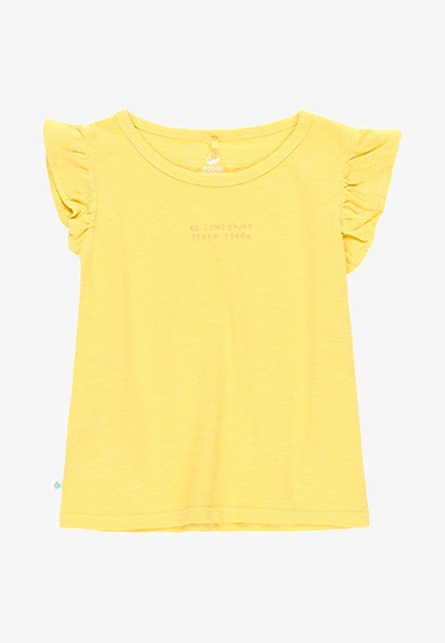 T-Shirt print - grapefruit