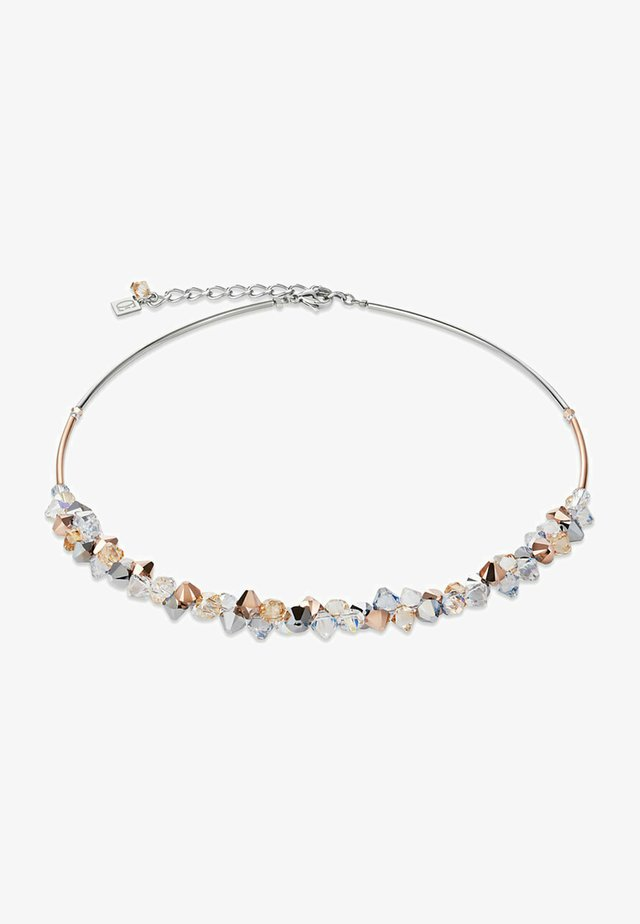Necklace - champagner