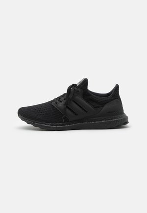 ULTRABOOST 4.0 DNA UNISEX - Matalavartiset tennarit - core black/action red