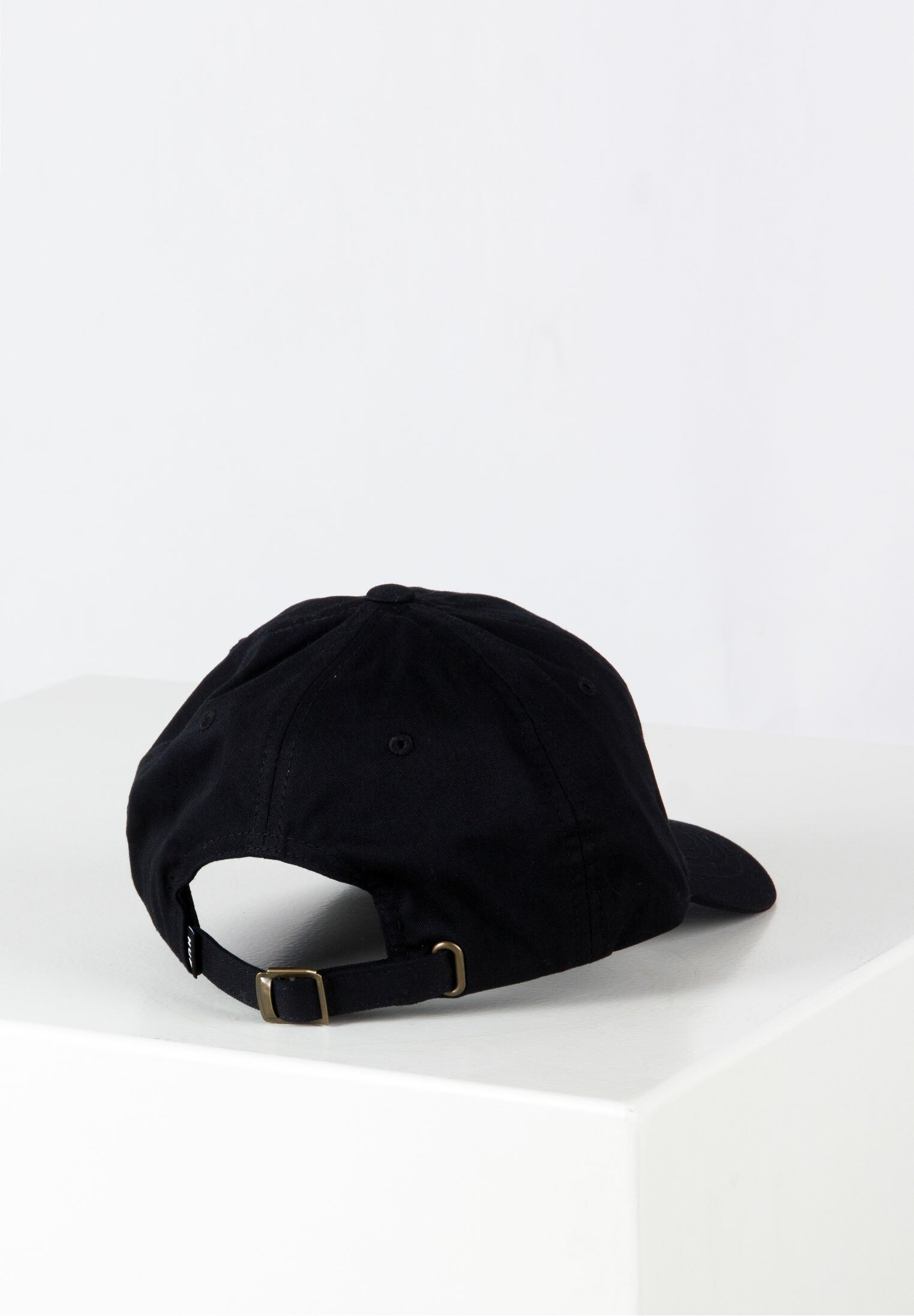 Huf Essentials Logo - Cap Black/schwarz