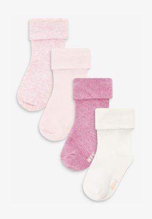 4 PACK  - Sokken - pink