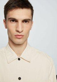 BOSS - LOVEL - Shirt - light beige - 3