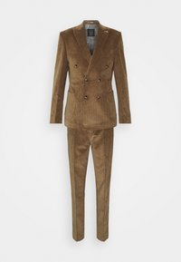 Shelby & Sons - ASTON SUIT - Oblek - brown - 0