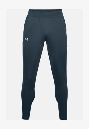 FLY FAST - Tracksuit bottoms - mechanic blue