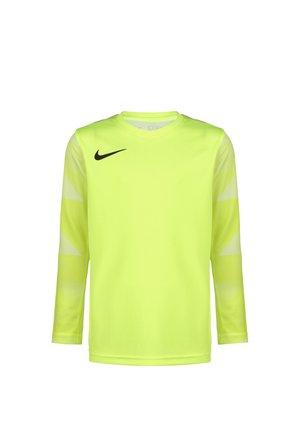 PARK IV - Sports shirt - volt / white / black