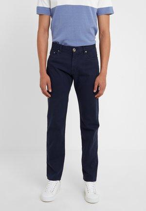 MITCH - Kalhoty - dunkelblau