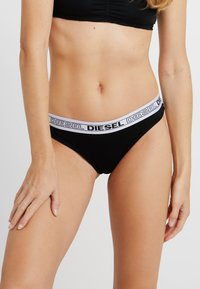 Diesel - STARS 3 PACK - Thong - black - 1
