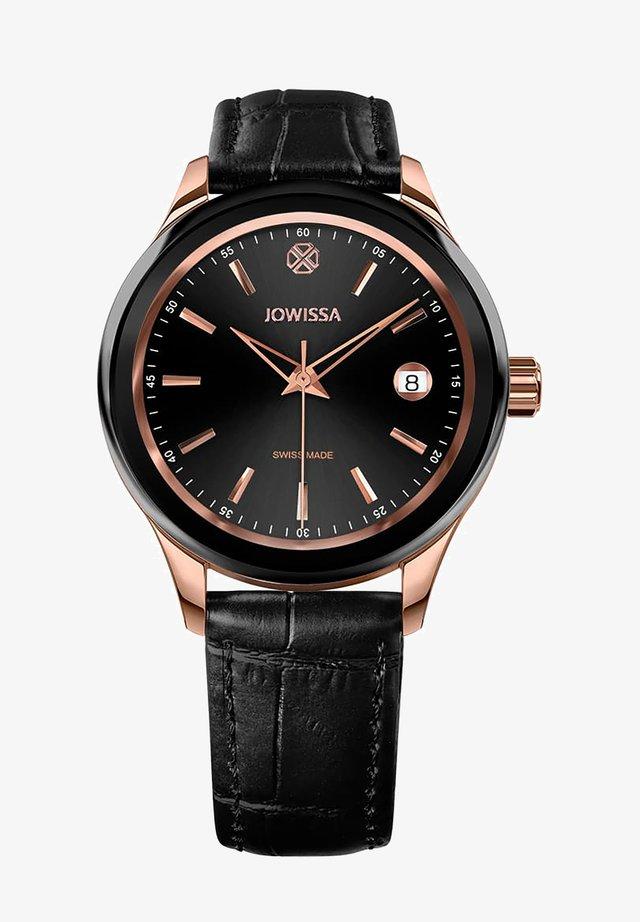 TIRO SWISS MADE - Horloge - schwarz