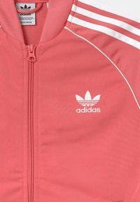 adidas Originals - TRACK UNISEX - Sportovní bunda - hazy rose/white - 2