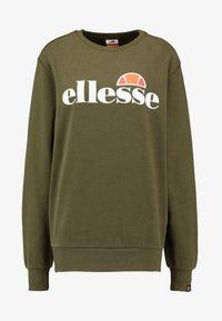 Ellesse - AGATA - Sweatshirt - khaki - 3