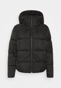 TOM TAILOR DENIM - Winter jacket - deep black - 3